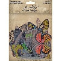 Tim Holtz® Idea-Ology™ - Transparent Wings